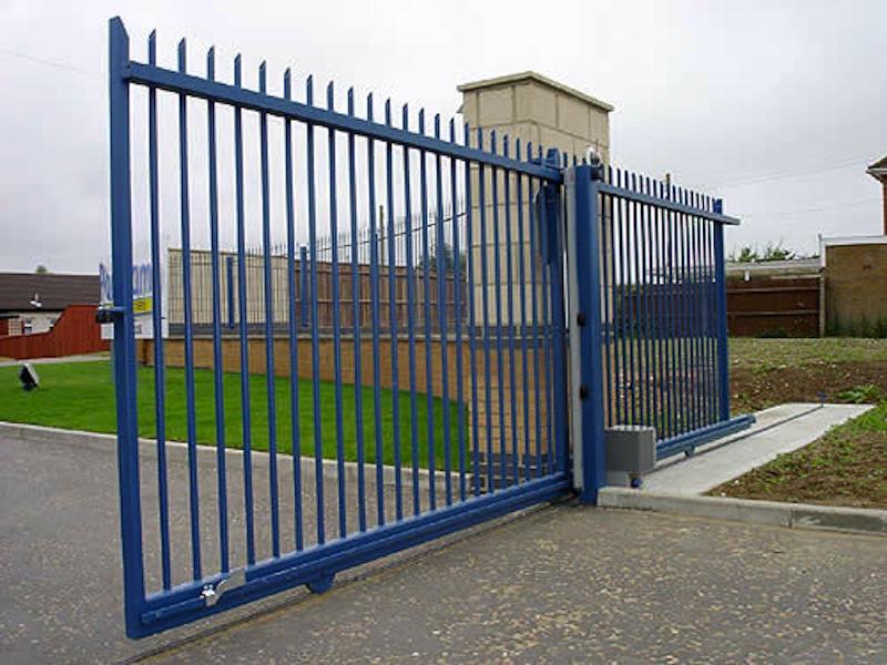 Industrial Electric Gates : Sliding gates